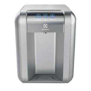 Purificador de Água Prata com Painel Touch Bivolt (PE11X) - R$385