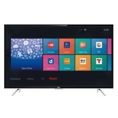 """Smart TV LED 49"""" TCL L49S4900FS Full HD com Conversor Digital 3 HDMI 2 USB Wi-Fi - R$ 1710"""