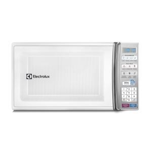 Micro-Ondas Electrolux Branco 27L com 55 Receitas pré-programadas no Menu Online (MB37R) - R$351
