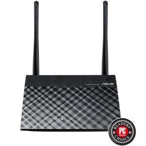 Roteador Wireless ASUS RT-N300, 300Mbps, 2 Antenas, 5dbi, 3-em-1