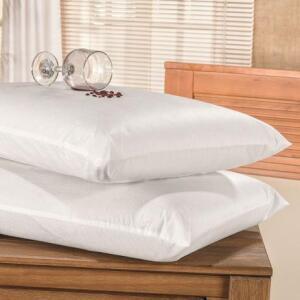 Protetor de Travesseiro Impermeável com Zíper - Mr enxovais | R$5,07