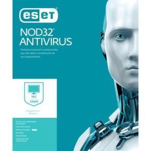 ESET Antivirus NOD32 1 PC
