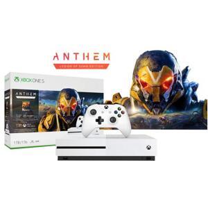 [CARTÃO SUBMARINO] - Xbox One S 1TB + Game Anthem - Microsoft