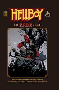 HQ | Hellboy e o B.P.D.P. - R$38