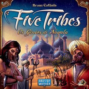 Five Tribes Galápagos Jogos | R$279