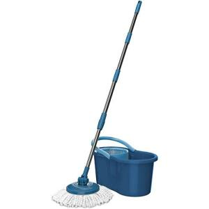 [Cartão Americanas] Mop Giratório Fit Azul - Flashlimp by at.home | R$39