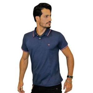 [AME R$ 91,00] - Camisa Polo Kit Com 03 Colombo Emporio