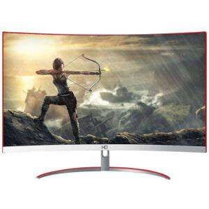 "Monitor Gamer Curvo 24"" 1ms 144hz Display Port Led Full Hd Freesync Hq 24hq-gc (50% de volta com AME)"