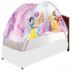 Tenda para Cama Princesas Zippy Toys - Lilás | R$60