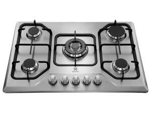 Cooktop A Gás 5 Queimadores GT75X - Bivolt