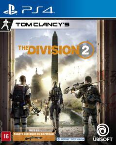 The Division 2 - Jogo de PS4 - R$123