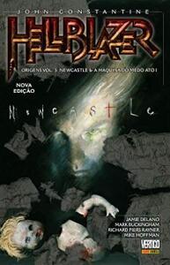 Hellblazer. Origens - Volume 3 | R$14