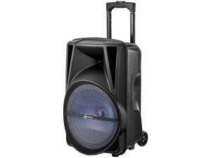 Caixa de Som Bluetooth Lenoxx CA 340 - Amplificada 290W USB | R$324