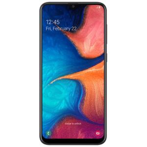 "Smartphone Samsung Galaxy A20 32GB Dual Chip Android 9.0 Tela 6.4"" Octa-Core 4G Câmera Dupla 13MP + 5MP R$1011"