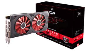 XFX RX 570 4GB OC+ RS XXX Edition - 599,86
