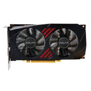 Placa de Video Galax GeForce GTX 1060 6GB GDDR5X OC REDBLACK 192-bit, 60NRJ7DSX1PO