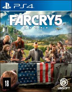 Far Cry 5 - Edição Limitada - PS4
