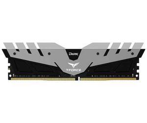 MEMORIA TEAM GROUP T-FORCE DARK 4GB (1X4) 2400MHZ DDR4 CINZA, TDGED44G2400HC14014 R$140