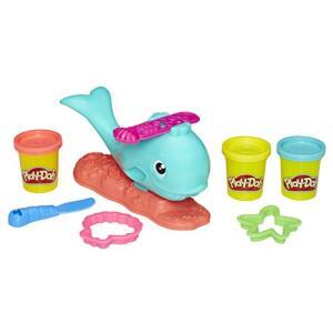 Conjunto Massinha Play-Doh Baleia Divertida Hasbro | R$31