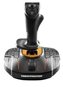 Joystick Thrustmaster T.16000m Fcs - Preto - PC | R$310