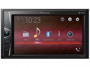 "Central Multimídia Pioneer MVH-G218BT LCD 6,2"" - Touch Bluetooth USB Auxiliar por R$ 520"