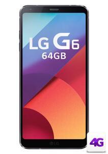 [MG] LG G6 64GB/4GB - 4G Astro black H870I + Vivo Controle - 3GB R$ 49,90/ Mês