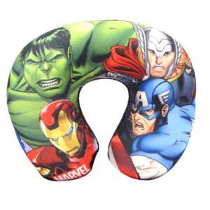 Almofada Para Pescoço Para Bebê - Avengers | R$36