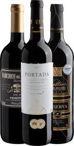 Vinho  Trio Bestsellers | R$90