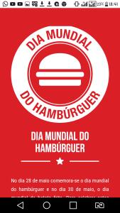 Dia Mundial do Hambúrguer  e Batata frita | (Combos a partir de R$10)