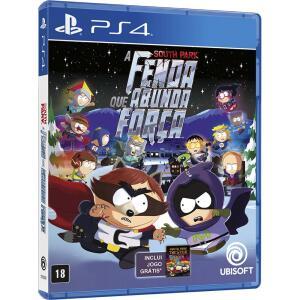 Game - South Park Edição Limitada - PS4 - R$50