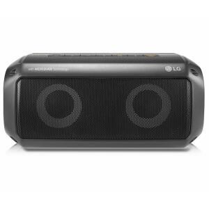 Caixa de Som Bluetooth Xboom Go PK3 Preta LG à Prova d´Água - R$255
