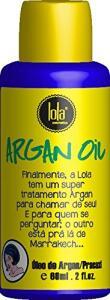 Lola Cosmetics Óleo de Argan, 60ml | R$13