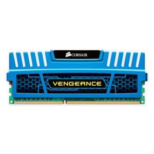 MEMORIA CORSAIR VENGEANCE 4GB (1X4) DDR3 1600MHZ AZUL, CMZ4GX3M1A1600C9B - R$149
