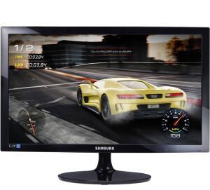 "Monitor LED 24"" Samsung Gamer 1ms 75hz LS24D332HSX/ZD - R$600"