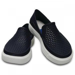 Tênis Slip On Crocs CitiLane Roka Kids - Infantil por R$ 77