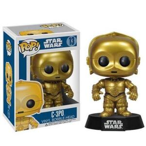 C3PO - Funko Pop Star Wars | R$70