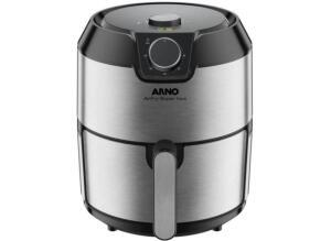 [Cartão Submarino] Fritadeira Elétrica Arno Sem Óleo Airfry Super Inox 4,2L 110V - R$382