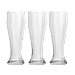 Jogo de Copo de Cerveja Tempo 665 ml 3 Peças - Pasabahce | R$29