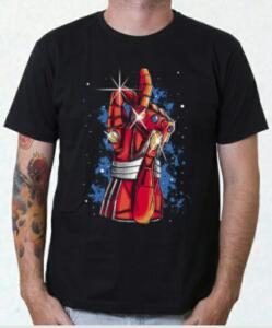 Camiseta MANOPLA IRON Masculina