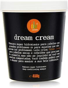 Dream Cream 450G, Lola Cosmetics - R$20
