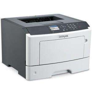 Impressora Lexmark MS517DN, Laser, Mono, 110V - 35SC303 - R$799
