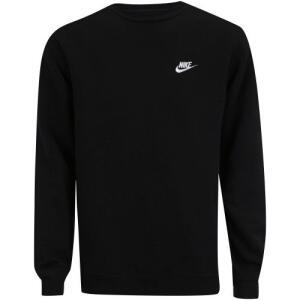 Blusão de Moletom Nike Sportswear Crew Fleece Club - Masculino