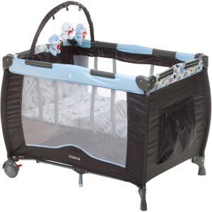 Berço Portátil Toybar Azul - Cosco R$310