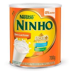 [App Americanas - Loja Física] Leite Ninho Zero Lactose 380g - R$10