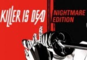 KILLER IS DEAD - NIGHTMARE - R$5