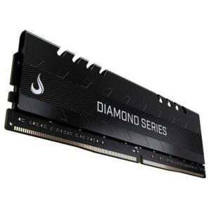 Memória Rise Mode Diamond, 8GB, 3000MHz, DDR4, CL15, Preto - RM-D4-8G-3000D