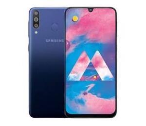 "Samsung Galaxy M30 64GB Dual Chip Tela 6.4"" 4G Câmera 13MP +5MP+5MP - Preto | R$1.050 com AME"