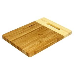 Tábua de Corte Bambus 25 cm x 18 cm - Home Style | R$28