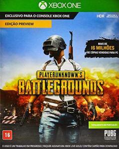 Playerunknown's Battlegrounds - Xbox One | R$50