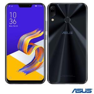 """Zenfone 5 Preto Asus com Tela de 6,2"""", 4GB, 128 GB e Câmera de 12 MP + 8MP - ZE620KL - UXZE620KL6PTO_PRD por R$ 1584"""